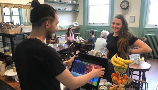 EPOS for cafes and coffee shops